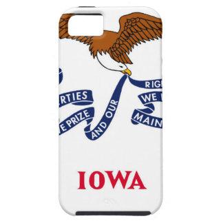 Flag Of Iowa iPhone 5 Covers