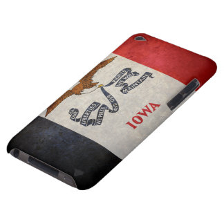 Flag of Iowa iPod Case-Mate Cases