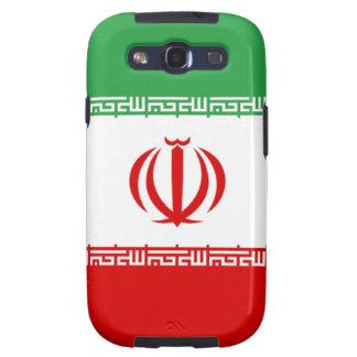 Flag of Iran Samsung Galaxy S3 Case