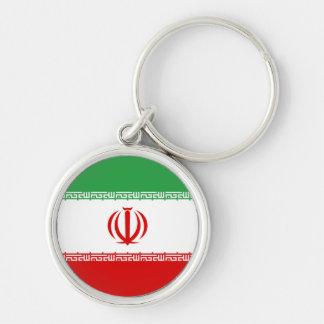 FLAG OF IRAN KEYCHAIN