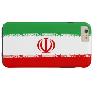 Flag of Iran Tough iPhone 6 Plus Case