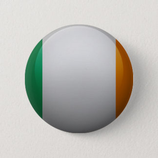 Flag of Ireland 2 Inch Round Button