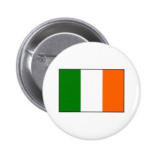 Flag of Ireland 2 Inch Round Button