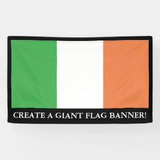 Flag of Ireland Banner