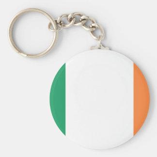 Flag of Ireland (bratach na hÉireann) Keychain
