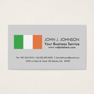 Flag of Ireland Business Card