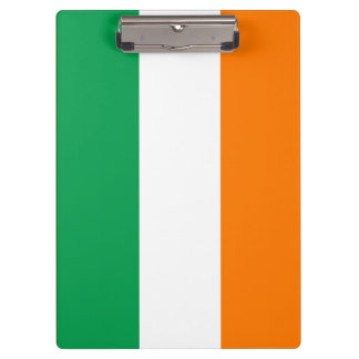 Flag of Ireland Clipboard