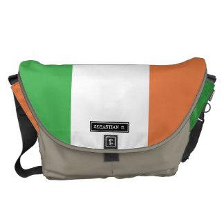 Flag of Ireland Commuter Bag