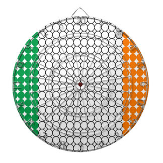 Flag of Ireland Dartboard