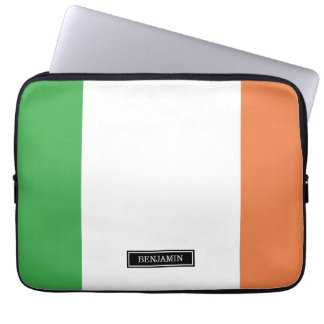 Flag of Ireland Laptop Sleeve
