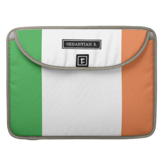 Flag of Ireland MacBook Pro Sleeves