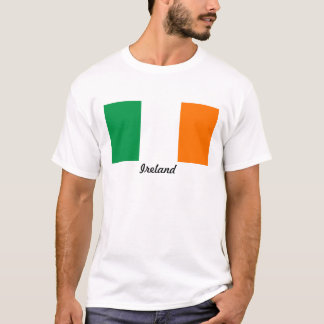 Flag of Ireland Mens T-Shirt