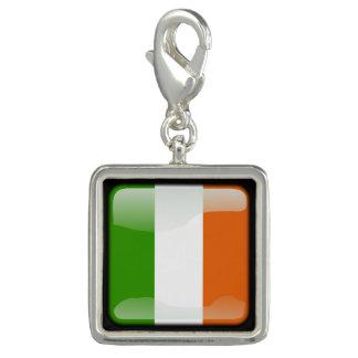 Flag of Ireland Photo Charms