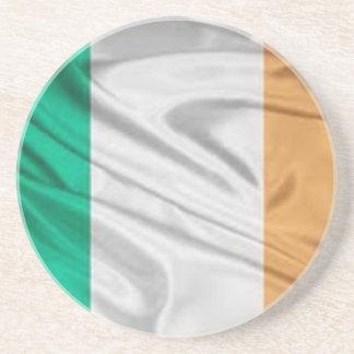 FLAG OF IRELAND Sand Coaster