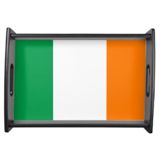Flag of Ireland Serving Tray