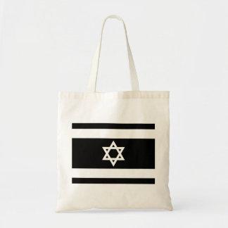 Flag of Israel - דגל ישראל - ישראלדיקע פאן Tote Bag