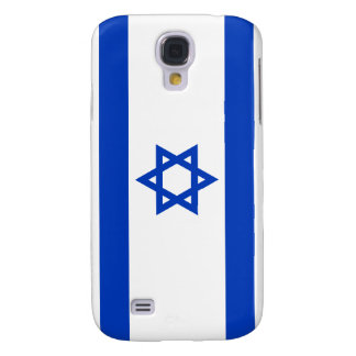 Flag of Israel Samsung Galaxy S4 Covers
