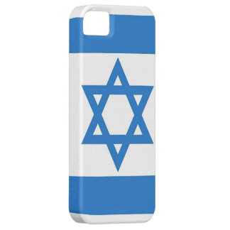 Flag of Israel iPhone 5 Cases