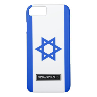 Flag of Israeli iPhone 8/7 Case