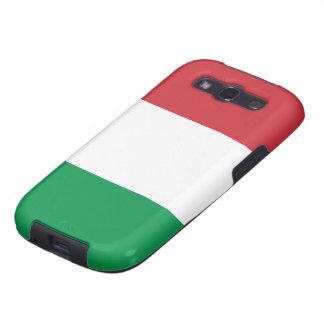 Flag of Italy Samsung Galaxy S3 Case