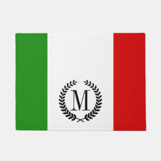 Flag of Italy Doormat