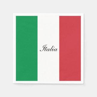 Flag of Italy Napkin