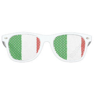 Flag of Italy Party Shades