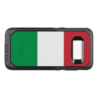 Flag of Italy Samsung OtterBox Case