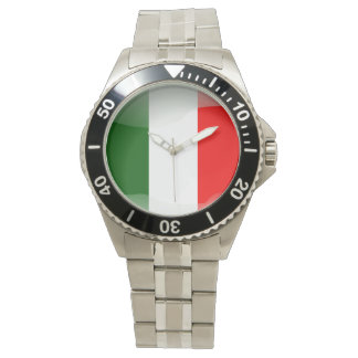Flag of Italy Watch