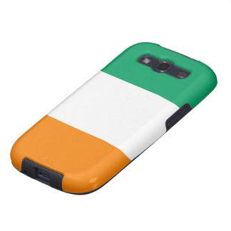 Flag of Ivory Coast - Drapeau de la Côte d'Ivoire Galaxy SIII Cover