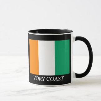 FLAG OF IVORY COAST MUG