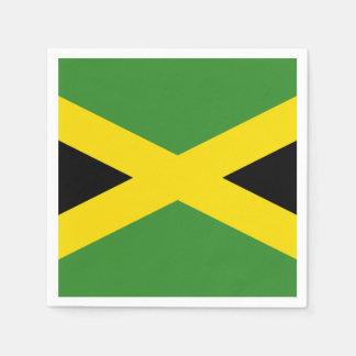 Flag of Jamaica Disposable Napkin