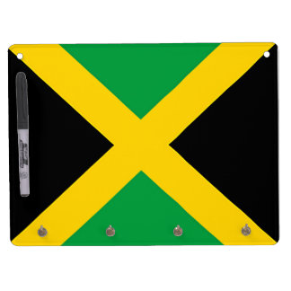 Flag of Jamaica Dry Erase Whiteboards