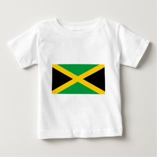 Flag of Jamaica - Jamaican Flag Baby T-Shirt