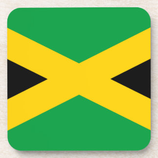 Flag of Jamaica - Jamaican Flag Coaster