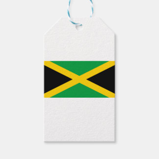 Flag of Jamaica - Jamaican Flag Gift Tags