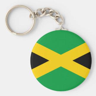 Flag of Jamaica - Jamaican Flag Keychain