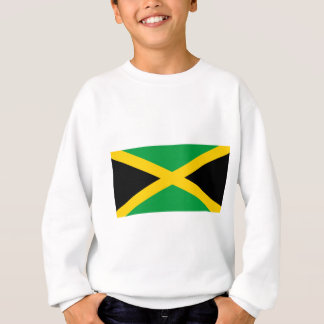 Flag of Jamaica - Jamaican Flag Sweatshirt