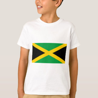 Flag of Jamaica - Jamaican Flag T-Shirt
