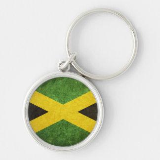 Flag of Jamaica Keychain
