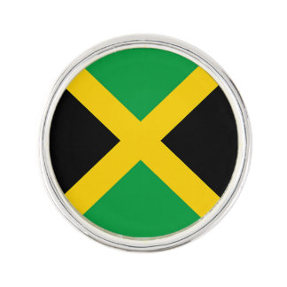 Flag of Jamaica Lapel Pin