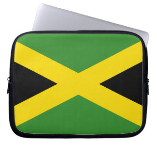 Flag of Jamaica Laptop Sleeve