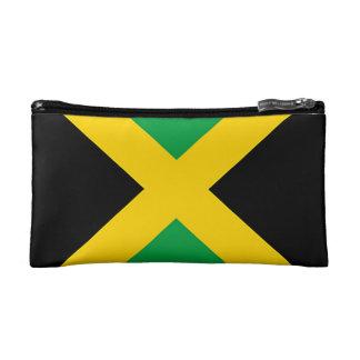 Flag of Jamaica Makeup Bags