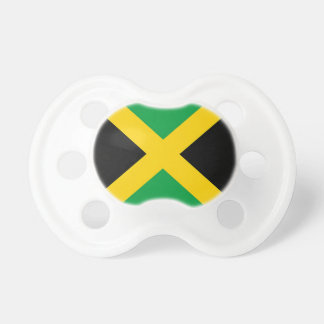 Flag of Jamaica Pacifiers