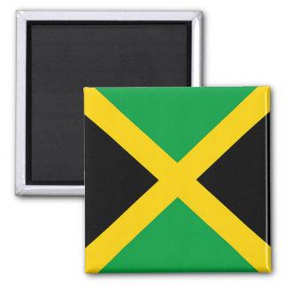 Flag of Jamaica Square Magnet