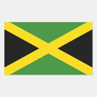 Flag of Jamaica Sticker