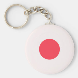 Flag of Japan Keychain