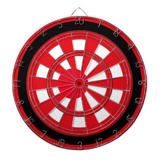 Flag of Japan Multi Ring Art Dartboards