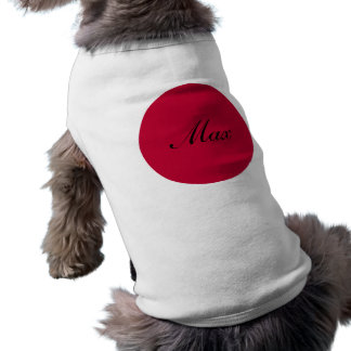 Flag of Japan or Hinomaru Pet Clothes