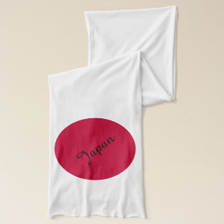 Flag of Japan or Hinomaru Scarf